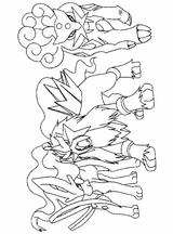 Imprimer le coloriage : Pokemon, numéro 54000
