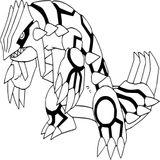 Imprimer le coloriage : Pokemon, numéro 558b0c12