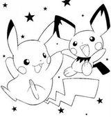 Imprimer le coloriage : Pokemon, numéro 686939