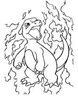 Imprimer le coloriage : Pokemon, numéro 755178