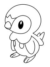Imprimer le coloriage : Pokemon, numéro 7584