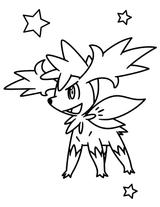 Imprimer le coloriage : Pokemon, numéro 9276