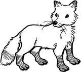 Imprimer le coloriage : Star Fox, numéro 2131