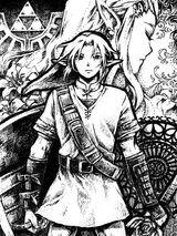 Imprimer le coloriage : Zelda, numéro 129551