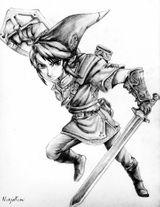 Imprimer le coloriage : Zelda, numéro 469080