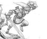 Imprimer le coloriage : Zelda, numéro 63306