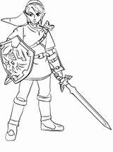Imprimer le coloriage : Zelda, numéro 6729e34e
