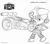 Imprimer le coloriage : Nintendo, numéro cacfd5d1