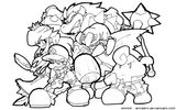 Imprimer le coloriage : Nintendo, numéro fbdecf