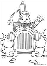 Coloriage imprimer personnages c l bres oui oui num ro 8088 - Oui oui a imprimer ...