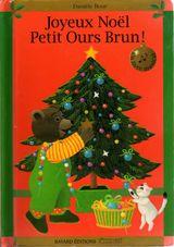 Imprimer le dessin en couleurs : Petit Ours brun, numéro 14899