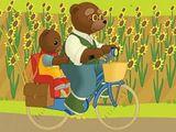 Imprimer le dessin en couleurs : Petit Ours brun, numéro 203137
