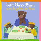 Imprimer le dessin en couleurs : Petit Ours brun, numéro 604210