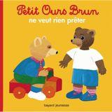 Imprimer le dessin en couleurs : Petit Ours brun, numéro b1e0e0dd
