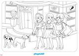 Imprimer le coloriage : Playmobil, numéro 20bd8d93