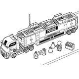 Imprimer le coloriage : Personnages-celebres - Playmobil numéro 28857
