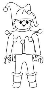 Imprimer le coloriage : Playmobil, numéro 28878