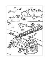 Imprimer le coloriage : Playmobil, numéro 2b78a66f