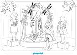 Imprimer le coloriage : Playmobil, numéro 2cdd9c06