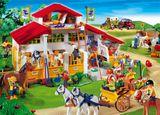 Imprimer le dessin en couleurs : Playmobil, numéro 82571