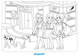 Imprimer le coloriage : Playmobil, numéro 92d8b853
