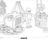 Imprimer le coloriage : Playmobil, numéro b01d493b