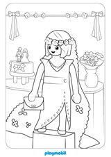 Imprimer le coloriage : Playmobil, numéro cf3690c0