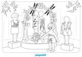 Imprimer le coloriage : Playmobil, numéro f4806a70