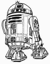 Imprimer le coloriage : Star Wars, numéro 16553