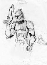 Imprimer le coloriage : Star Wars, numéro 16555
