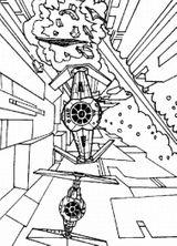 Imprimer le coloriage : Star Wars, numéro 16566
