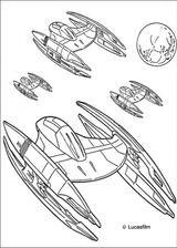 Imprimer le coloriage : Star Wars, numéro 246113