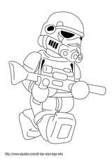 Imprimer le coloriage : Star Wars, numéro 31ed0ccf