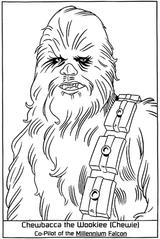 Imprimer le coloriage : Star Wars, numéro 4471