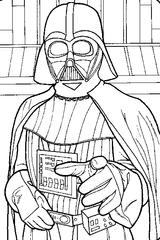 Imprimer le coloriage : Star Wars, numéro 4475
