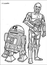Imprimer le coloriage : Star Wars, numéro 67678