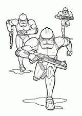 Imprimer le coloriage : Star Wars, numéro 67cd47d6