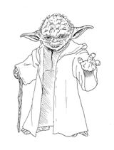 Imprimer le coloriage : Star Wars, numéro 7ee8061f
