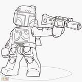 Imprimer le coloriage : Star Wars, numéro 905ced04