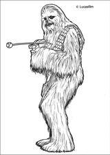 Imprimer le coloriage : Star Wars, numéro 9449