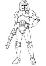 Imprimer le coloriage : Star Wars, numéro af807a02