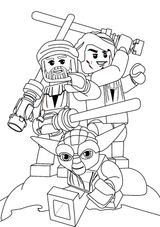 Imprimer le coloriage : Star Wars, numéro ca4b93e4