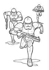 Imprimer le coloriage : Star Wars, numéro e0df596b