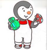 Imprimer le dessin en couleurs : T'Choupi, numéro 11759