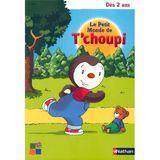 Imprimer le coloriage : T'Choupi, numéro 21887