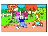 Imprimer le dessin en couleurs : T'Choupi, numéro 626536