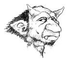 Imprimer le coloriage : Troll face, numéro 29158
