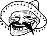 Imprimer le coloriage : Troll face, numéro 46655