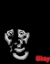 Imprimer le coloriage : Bad Poker Face, numéro 426882