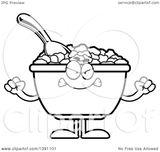 Imprimer le coloriage : Cereal Guy, numéro a7143a0c